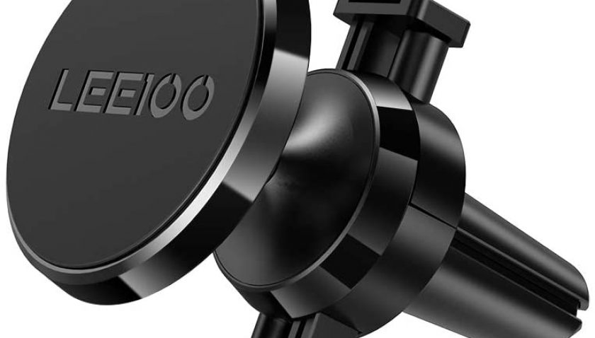 50% Discount for Leeioo-360° Rotation Magnetic Car Air Vent Phone Holde