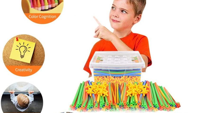 30% Discount for Youwo STEM Straws Constructors Building Toys for Boys and Girls