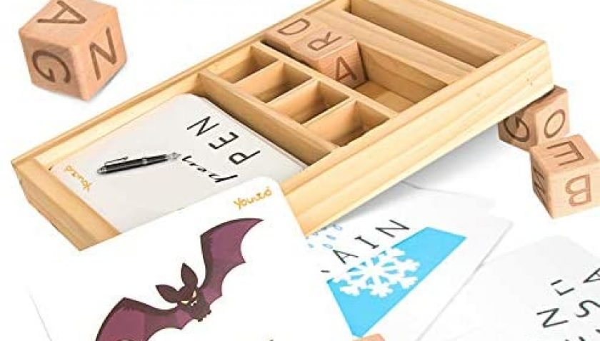 30% Discount for Youwo Matching Letter Flash Cards