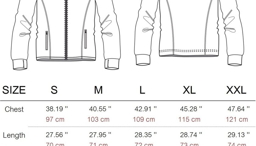 50% Discount for Komprexx Mens Full-Zip Jackets