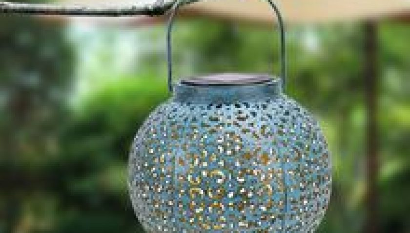 10% Discount for LED F8 Straw Hat Lamp Beads Solar Light Control Automatic Induction Garden Decoration Lamp