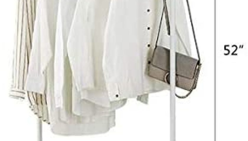 50% Discount for Thxbye Industrial Grade Z-Base Garment Rack,Heavy Duty Clothing Garment Rack
