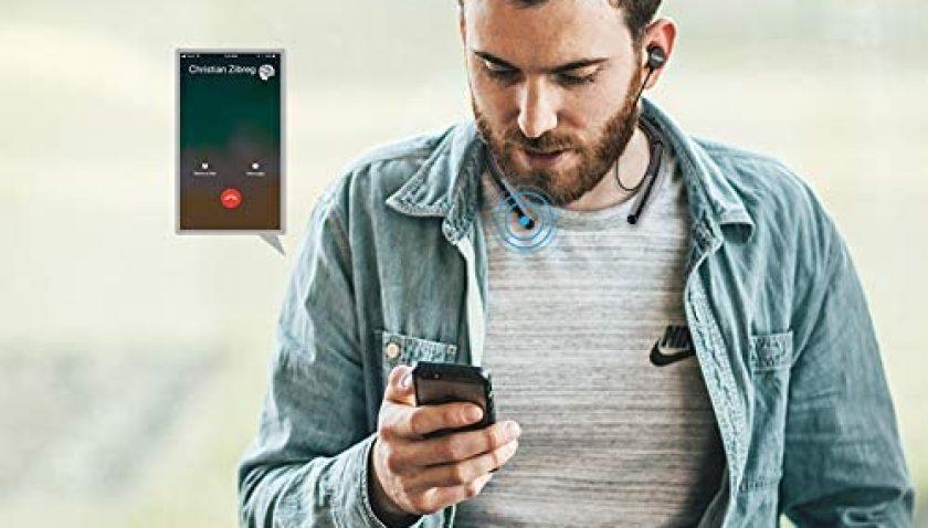 88% Discount for meidong HE6 Isolution Neckband Bluetooth Headphones