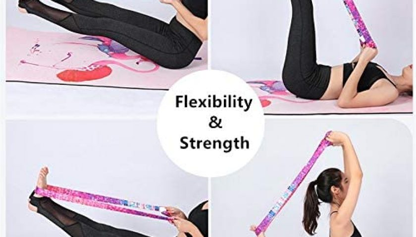 50% Discount for YOGAER Yoga Mat Carrier Strap