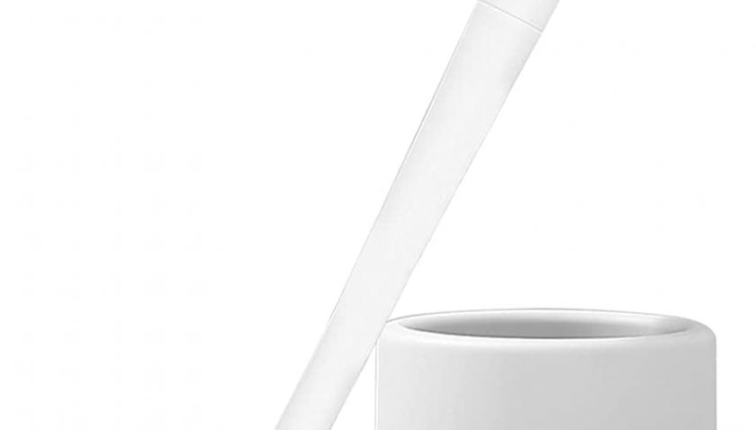 50% Discount for GERUIKE Silicone Toilet Brush and Holder