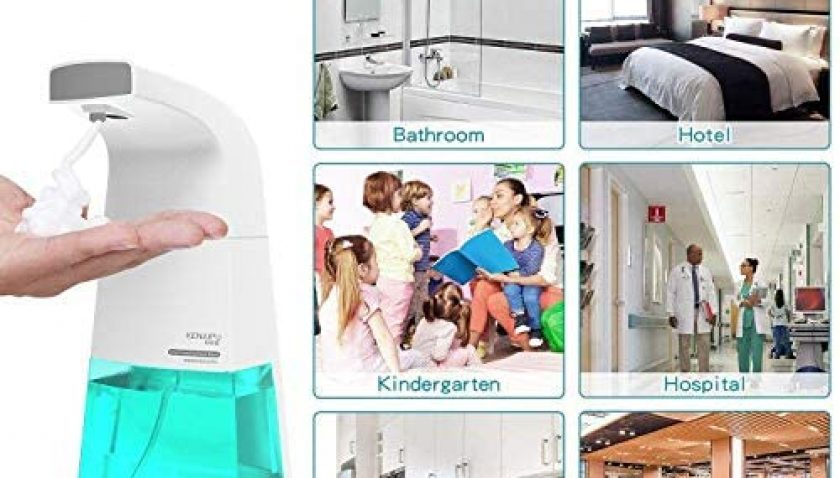 50% Discount for ATOPSUN 350ML Soap Dispenser Automatic