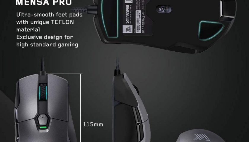 50% Discount for Wired Gaming Mouse