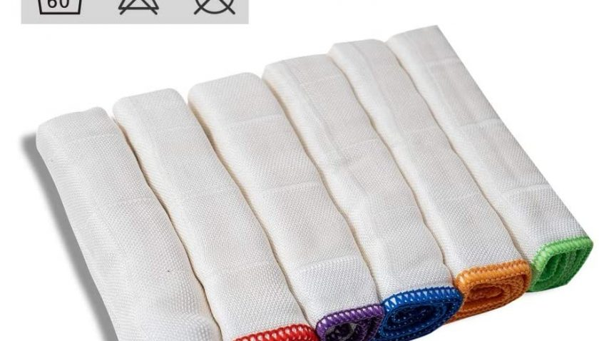 50% Discount for CLEAN ELF 100% Bamboo Dish Cloths