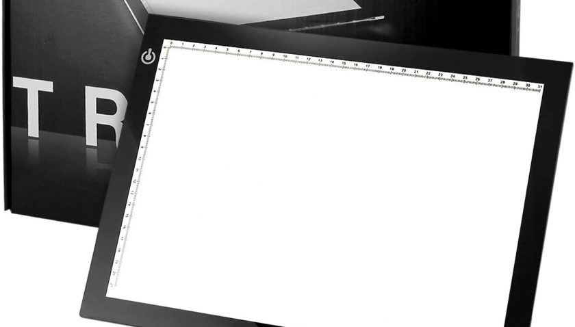 50% Discount for Black A4 Dimmable LED Artcraft Light Box Tracer Slim Light Pad Portable Tablet