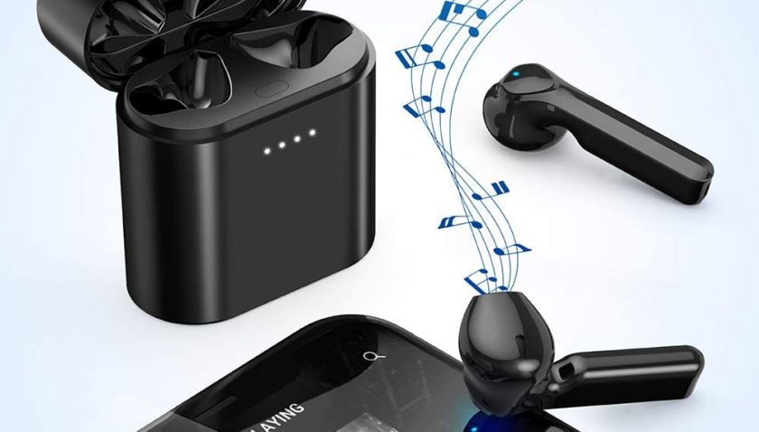 50% Discount for Wireless Earbuds