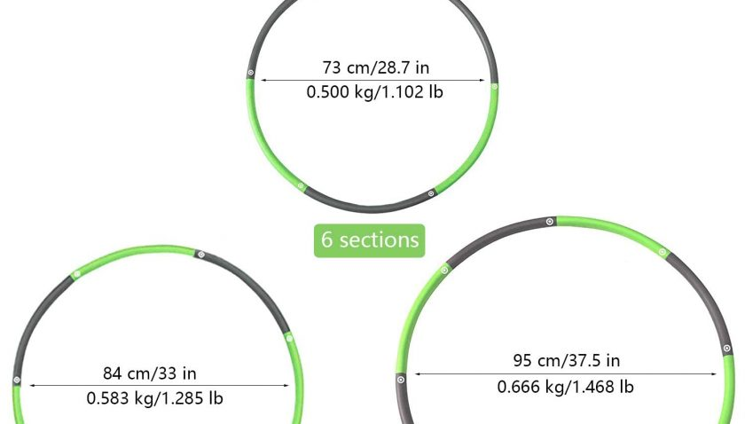 50% Discount for Potok Weighted Exercise Hoop