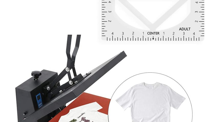 50% Discount for Aulynp T-Shirt Alignment Ruler