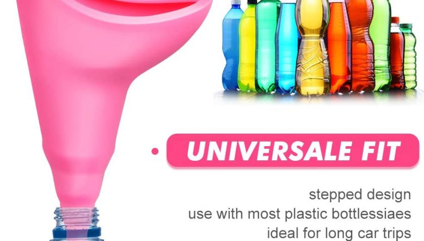 50% Discount for Female Urination Device(2 Pack), Women Urinal Portable Silicone Pee Funnel for Travel