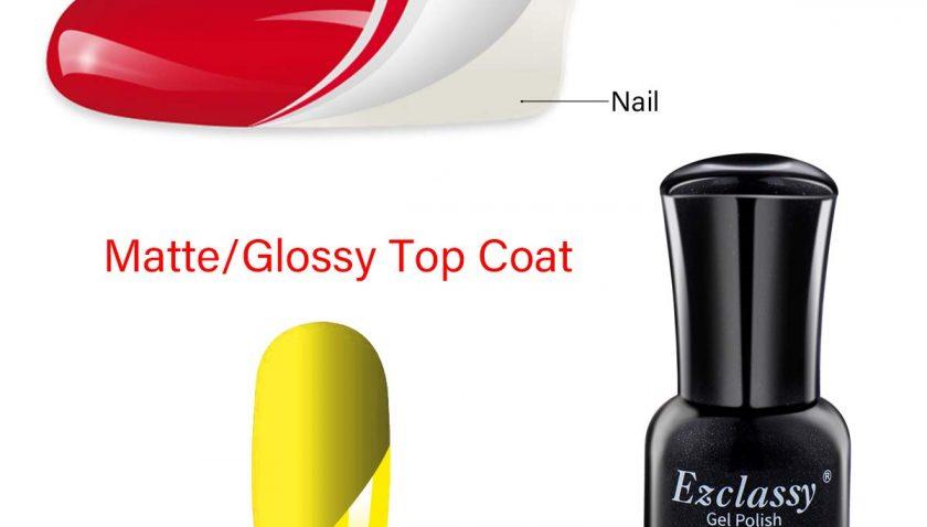 50% Discount for Ezclassy-Gel Nail Polish Set
