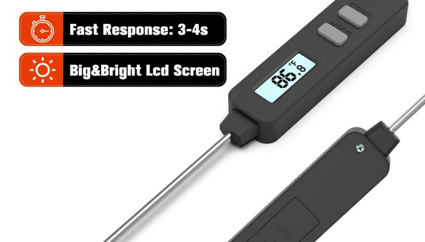 40% Discount for Meat Thermometer 2PCS