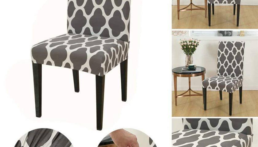 50% Discount for YIMEIS Stretch Dining Chair Slipcovers
