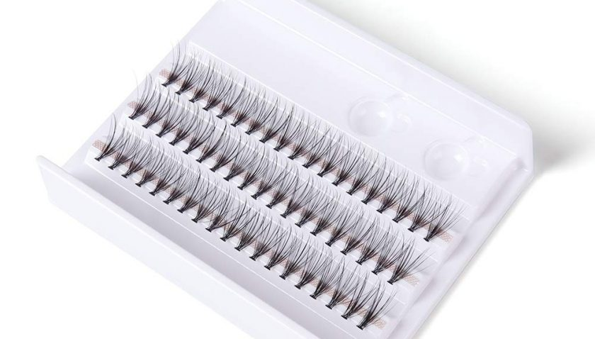 60% Discount for BEPHOLAN 3D Volume Individual Cluster Eyelash Extensions Thickness 0.07 C Curl 14mm 3 Rows 20Pieces Per Row Individual Lash Extensions Professional