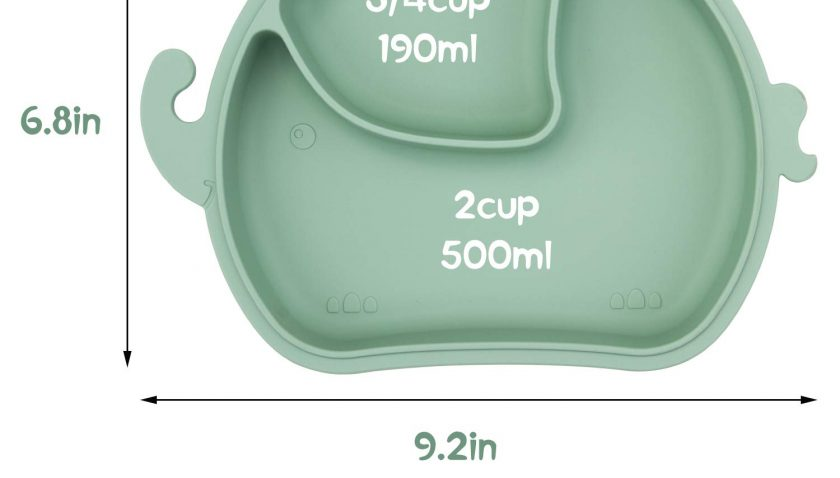 51% Discount for Silicone Suction Plate for Toddlers