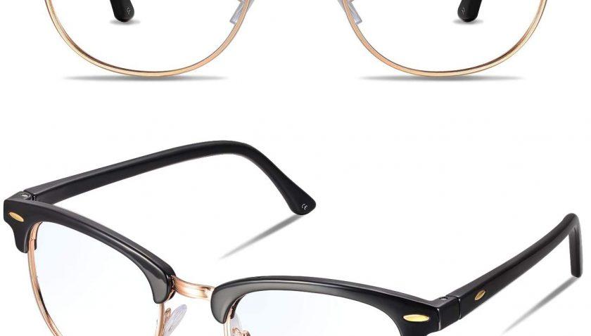 50% Discount for ELEBOOT Blue Light Blocking Glasses for Men/Women