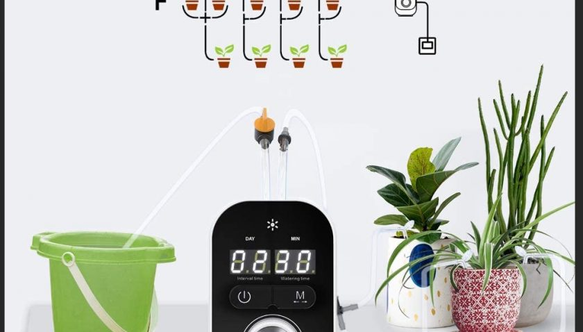 50% Discount for JAKEMY Automatic Drip Irrigation Kit