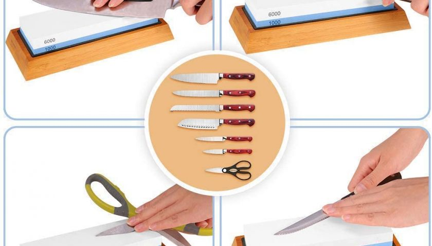 50% Discount for Whetstone Knife Sharpening Stone Set