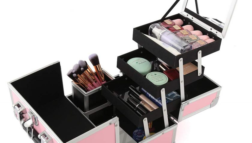 50% Discount for Makeup Train Case