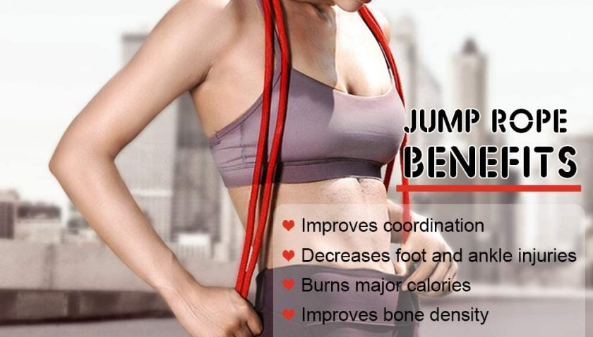 40%OFF Redify Weighted Jump Rope for Exercises Workout Fitness