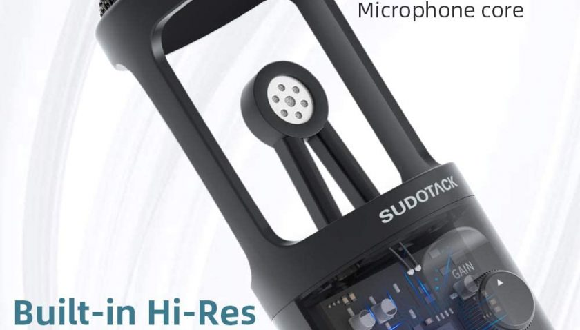 50% Discount for USB Computer Microphone