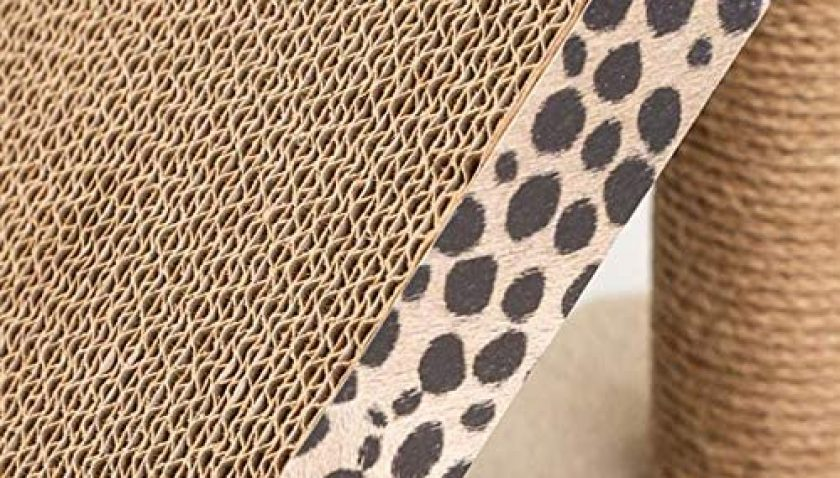 50% Discount for 19inch Cat Scratch Board Cat Climb Holder Tower Cat Tree Pet Products Kitty Toy Interactive Cat Toy Cat Tree Condo Tower Post for Indoor for Climbing and Scratching