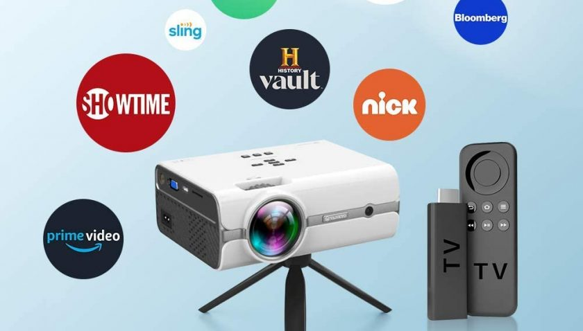 50% Discount for VANKYO Leisure 410 [2020 Upgrade] Mini Projector with 1080P Supported