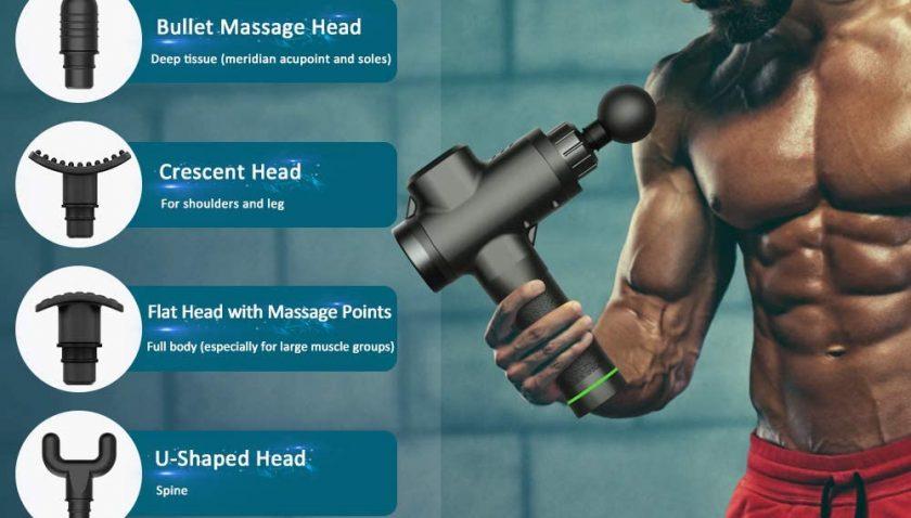 45% Discount for Massage Gun
