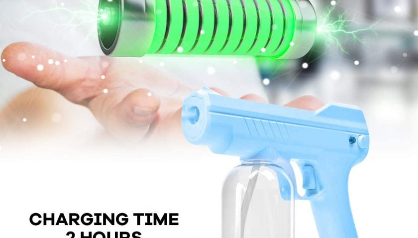 50% Discount for Puyong Steam Gun Handheld Nano Atomizer Sprayer Rechargeable Electric Sprayer