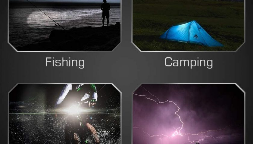 50% Discount for Wsiiroon LED Flashlight