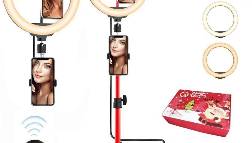 50% Discount for Gift idea 10'' Selfie Ring Light