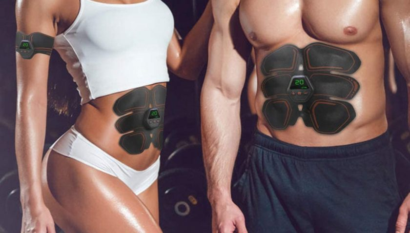 50% Discount for BBOUTEY Muscle Trainer Ab Toner