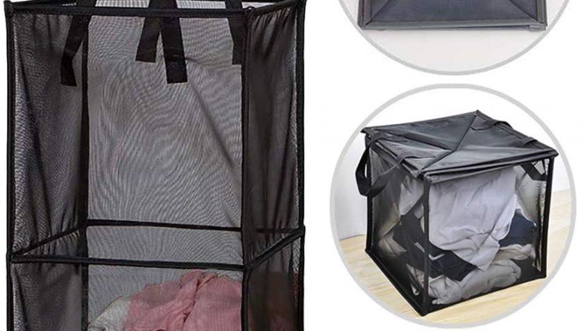 50% Discount for JSXD Mesh Laundry Hamper