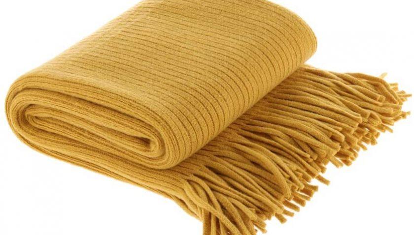 50% Discount for BATTILO HOME Decorative Soft Throw Blanket Warm