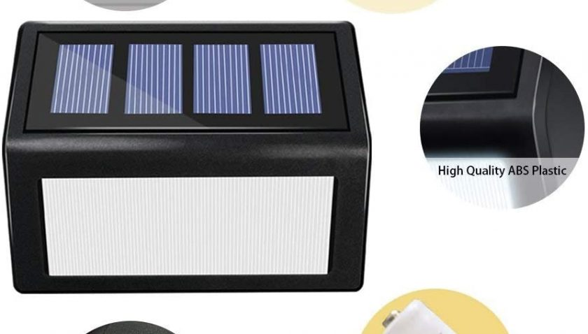 50% Discount for LED Solar Lights Outdoor