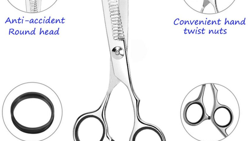 50% Discount for ESSOY Professional Thinning Shears Hair Cutting Teeth Scissors