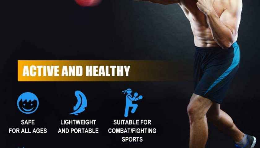 60% off Boxing Reflex Ball