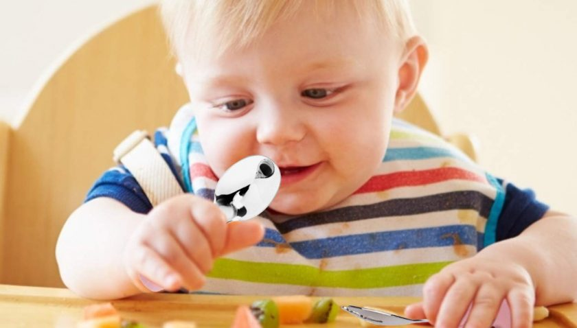 55% Discount for Toddler Spoon and Fork Set