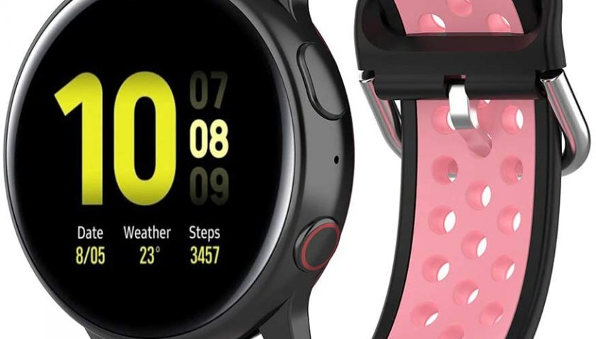65% Discount for Laband Bands Compatible with Samsung Galaxy Watch 3 41mm