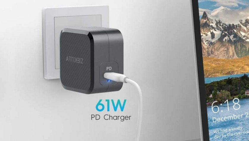 50% Discount for USB C Wall Charger Mini