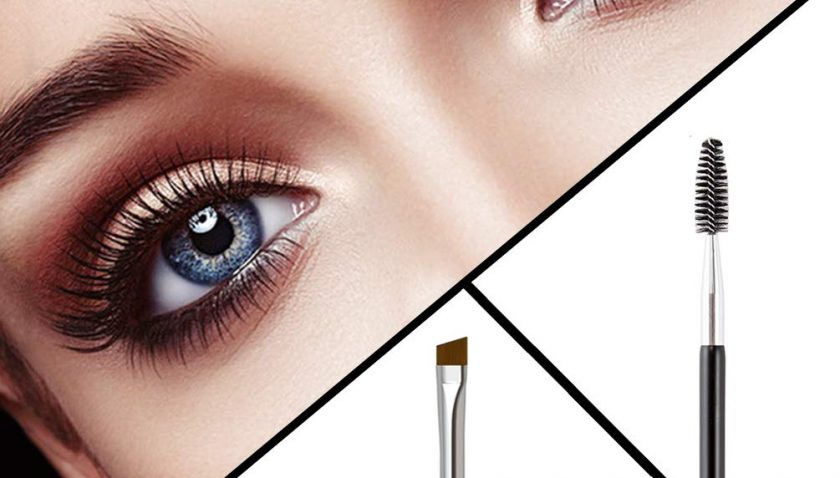 70% Discount for Duo Eyebrow Brush