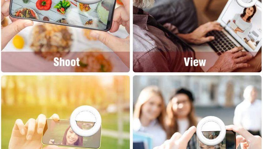 50% Discount for Selfie Ring Light