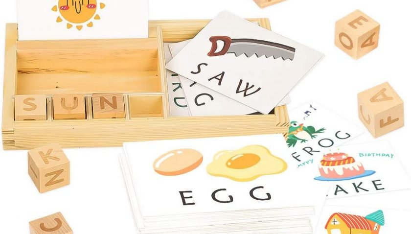 30% off for Youwo See and Spell Learning Toy