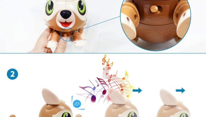 50% Discount for Masefu DIY Robot Dog