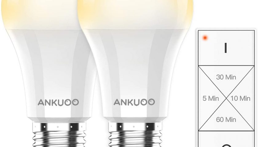 50% Discount for Remote Control Smart Bulb by Ankuoo