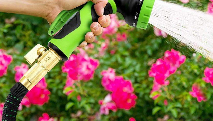 50% Discount for TIKUTKU Expandable Garden Hose 50ft