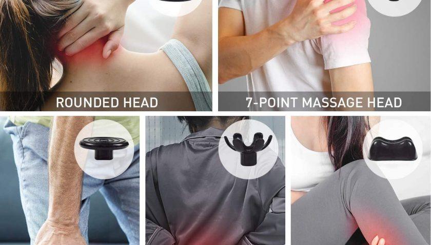 30% Discount for NURSAL Handheld Back Massager